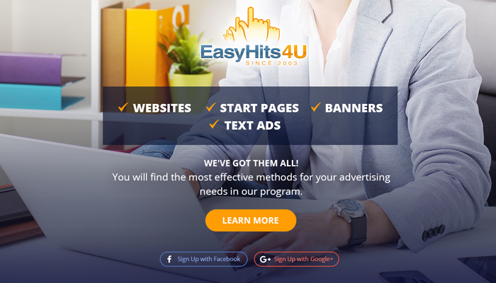 This image has an empty alt attribute; its file name is easyhits.png